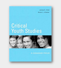 Critical Youth Studies: A Canadian Focus - cover