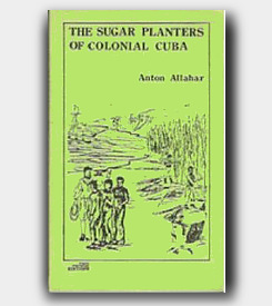 The Sugar Planters of Colonial Cuba - cover