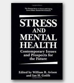 Stress and Mental Health cover