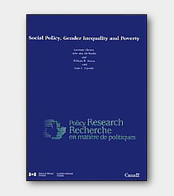 Social Policy, Gender Inequality and Poverty