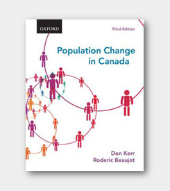 Population Change in Canada, 3rd ed -cover