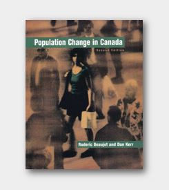 Population Change in Canada, 2nd ed -cover