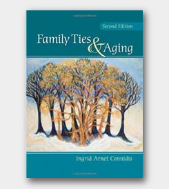 Family Ties & Aging -cover