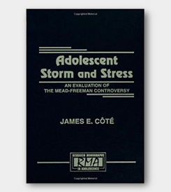 Adolescent Storm and Stress -cover