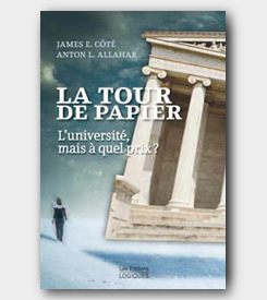 La Tour de papier: L'université, mais à quel prix ? - cover