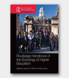 Routledge Handbook of the Sociology of Higher Education cover