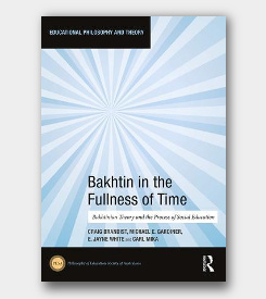 Bakhtin in the Fullness of Time - cover