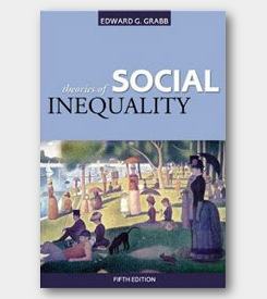 Theories of Social Inequality (5th) -cover