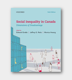 Social Inequality in Canada: Dimensions of Disadvantage, 6th ed. - cover