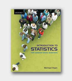 cover of An Introduction to Social Statistics for Canadian Social Science Students