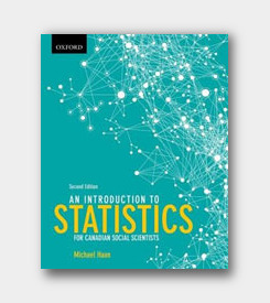 cover of An Introduction to Social Statistics for Canadian Social Science Students, 2nd ed.