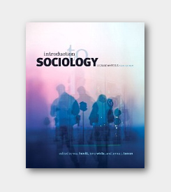 Introduction to Sociology: A Canadian Focus 10th ed -cover