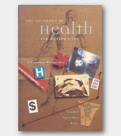 Sociology of Health -cover