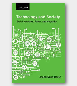 Technology and Society: Inequality, Power, and Social Networks -cover