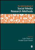 The SAGE Handbook of Social Media Research Methods - cover