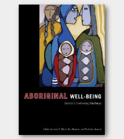Aboriginal Well-Being: Canada's Continuing Challenge -cover