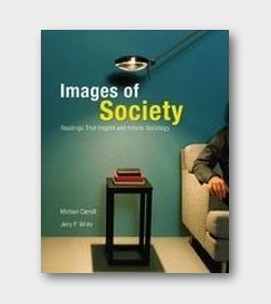 Images of Society 1st ed. -cover