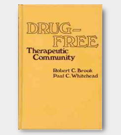 Drug Free Therapeutic Community -cover