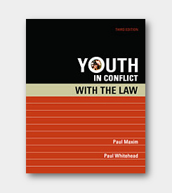 Youth in Conflict with the Law -cover