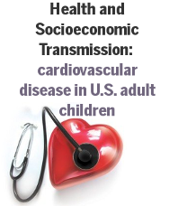 cardiovascular disease in US adult children research project